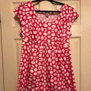 Dresses & Skirts - Pink maternity dress